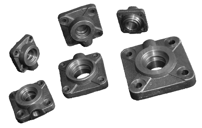 Steel_Sand_Cast Cylinder End Caps