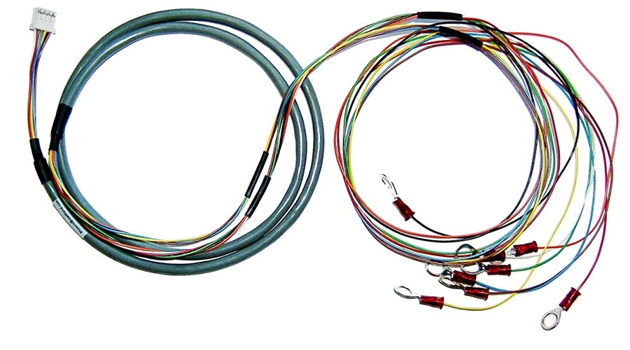 Contact Manufactured Multi-cable Wire Harness