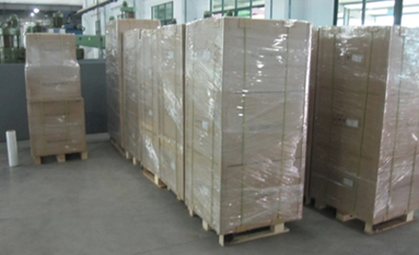 Packing for export contract manufacturing