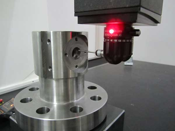Who we are CMM (coordinate measuring machine) contract Manufacturing insperction
