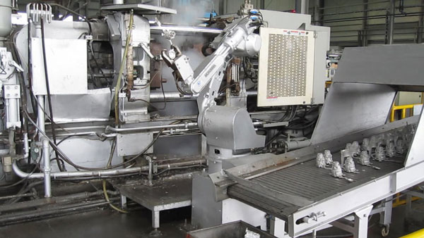 Who We Are Automated Aluminum Die Cast
