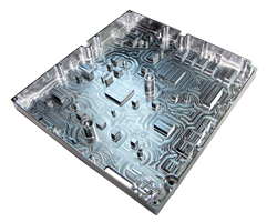 CNC Machine Aluminum Plate Contract Manufacturer