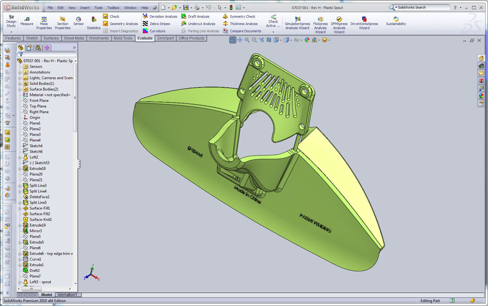 Who we are SolidWork Design Contract Manufacturing