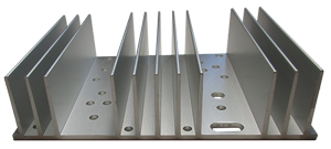 Extrusions and Heat Sinks Aluminum Extruded