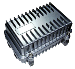5G IP68 CATV outdoor node Die Cast Enclosure Contact Manufacturering