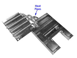 Nickel-Plated-Heat-Pipes