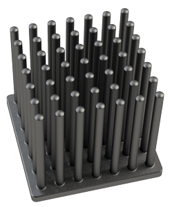 Forged Pin Heat Sink