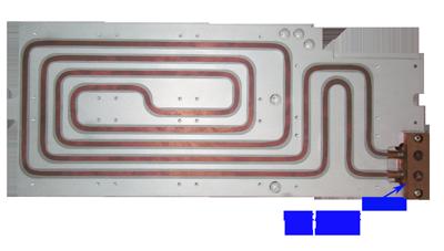 Liquid Cooled Cold Plate