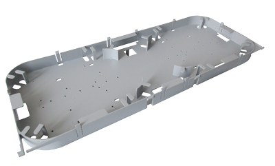 plastic product manufacturingMachined ABS Plastic Tray