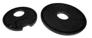 Compression Molded Silicone Gaskets